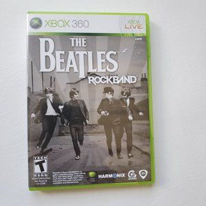 The Beatles Rock Band XBOX 360 Xbox LIVE Game